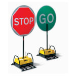 Pike Stop Go Signs